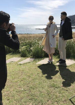 수퍼비글로벌디자인그룹 사진팀 제주도 화보 촬영 (19)