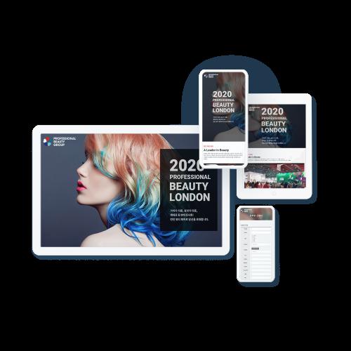 2020 Professional Beauty London