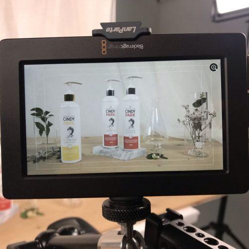 영상팀 멋진인생 홍보영상 수퍼비 내부 스튜디오 촬영
