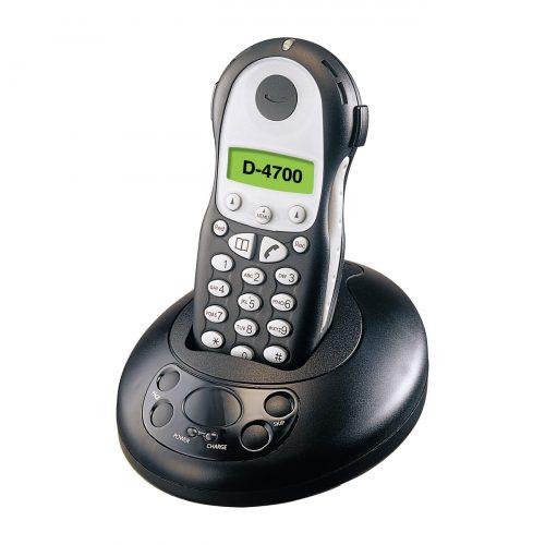 유럽형 무선전화기 Dect Phone D4700