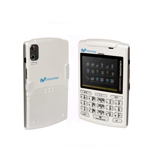 M movistar / HW81 Qwerty Smartphone/
