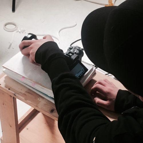 엠알디 홍보영상 수퍼비 스튜디오 촬영 현장
