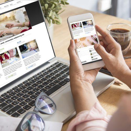 [전국] 온라인 수출 스타기업 (자사 쇼핑몰) 구축·육성사업 참여기업 모집 공고