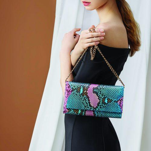 Talli Bag 외국인 패션 모델 촬영