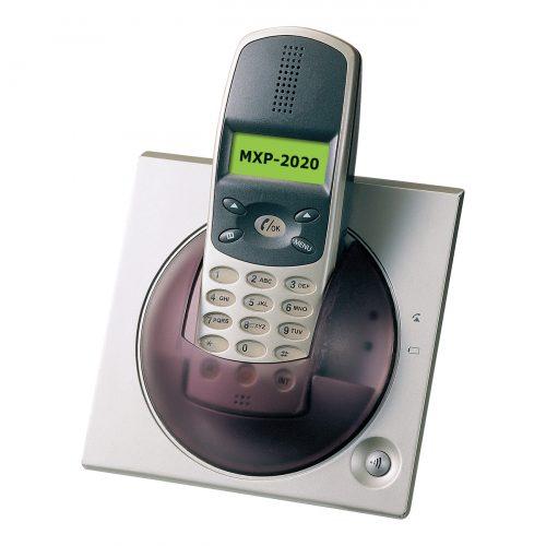 유럽형 무선전화기 mxp_2020 / dect cordress phone