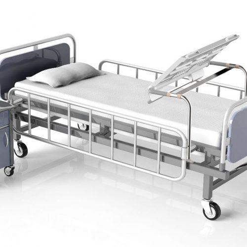 ITI 테크롤로지 병원침대용 스마트테이블