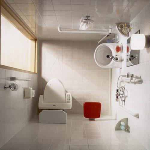 병원용 전용욕실(시스템욕실)