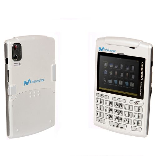 HW81 Qwerty Smartphone