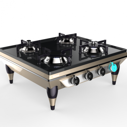 GAS RANGE_Table(4구type)