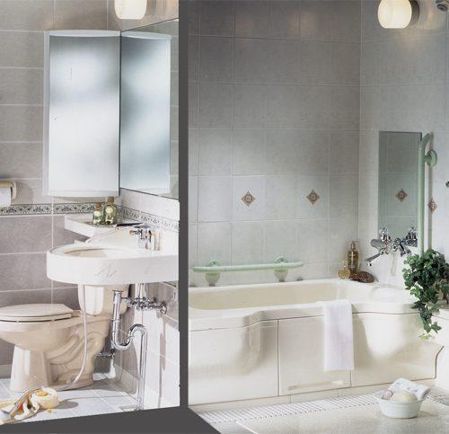 실버전용 Bathroom (습식/시스템욕실)